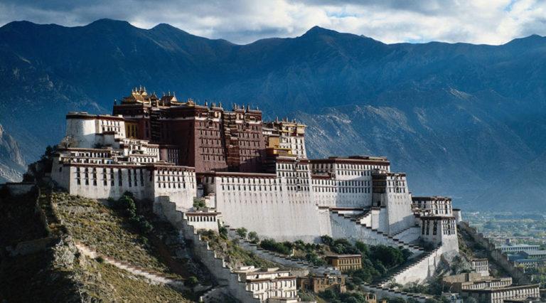 Volunteer in Tibet